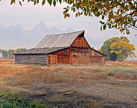 John Molton Barn - Grand Teton NP, Wyoming